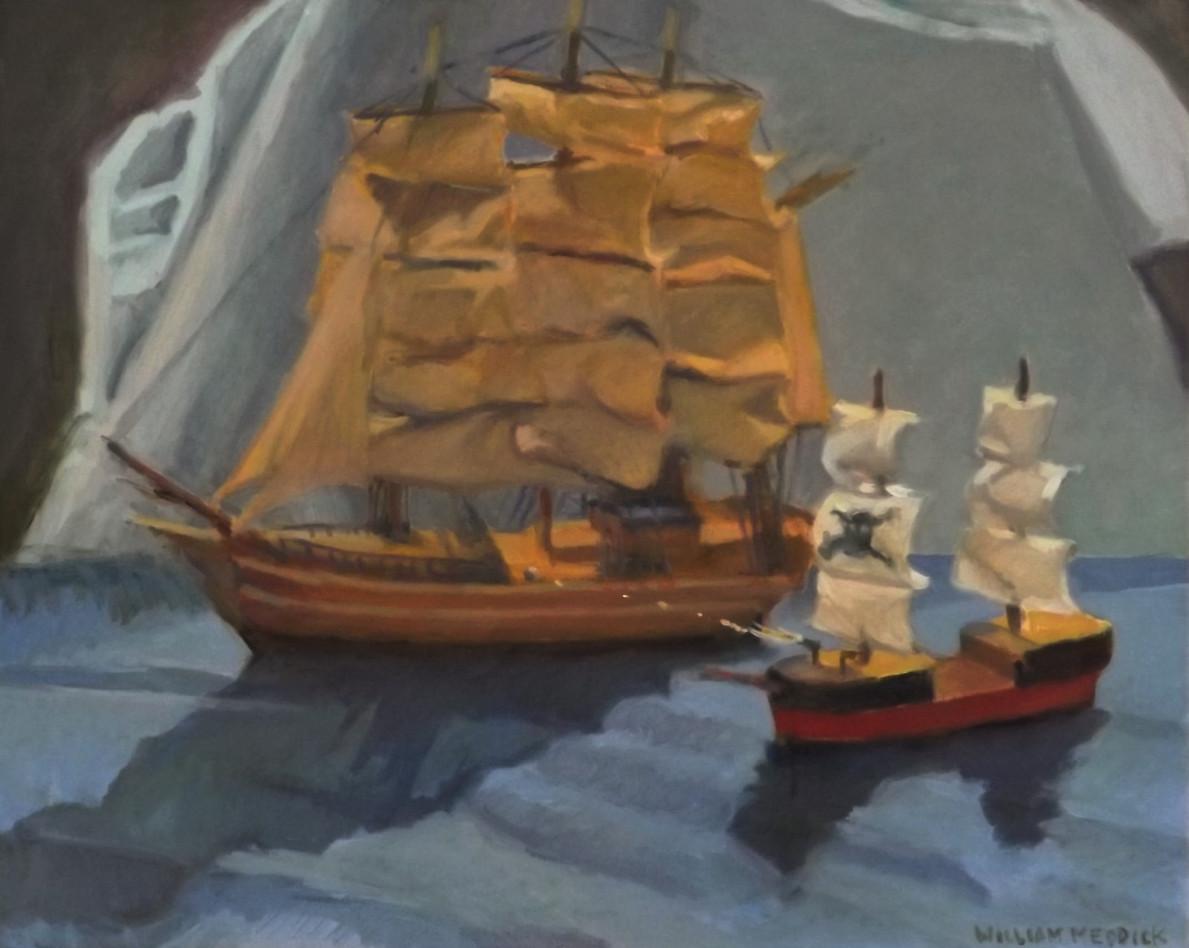 Piracy or Iceberg