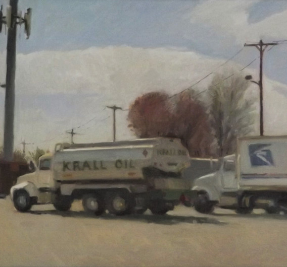 Krall Oil Truck