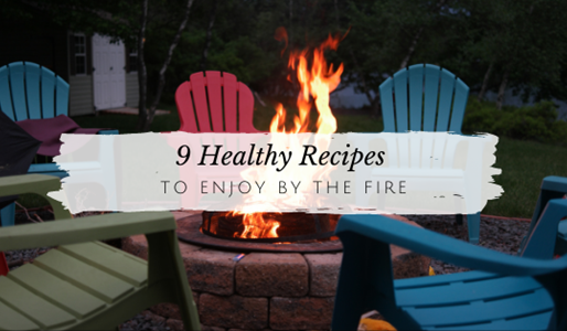 Fireside Recipes to Enjoy by the Fire this Fall