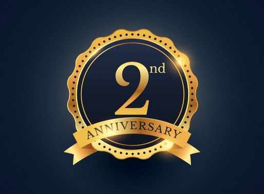 Savings on Glutathione Infusion as our way of saying THANK YOU as we celebrate our 2nd Anniversary!