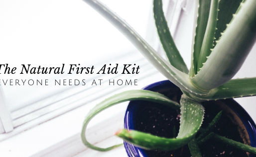 Keep These Natural Items on Hand for First Aid