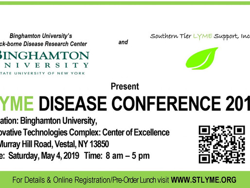 2019 Lyme Disease Conference