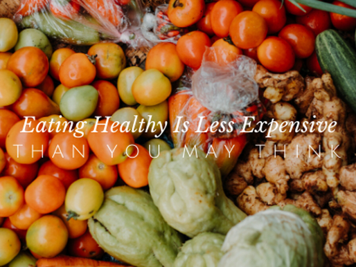 "Debunking The ""Healthy Food Is More Expensive"" Myth"