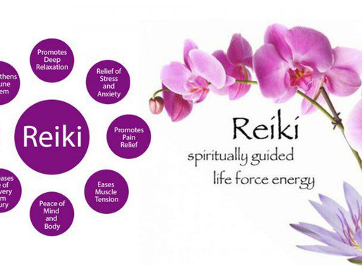 Reiki Level 1 Class on May 24th and 25th!