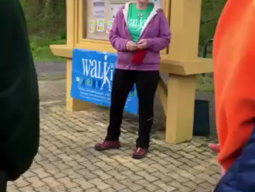 Watch Dr. Puc's talk about Lyme disease before the 'Walk with a Doc' event!