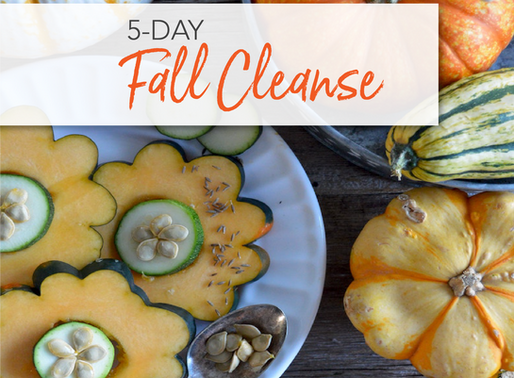 5-Day Fall Cleanse!