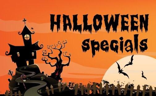 Halloween Day Specials