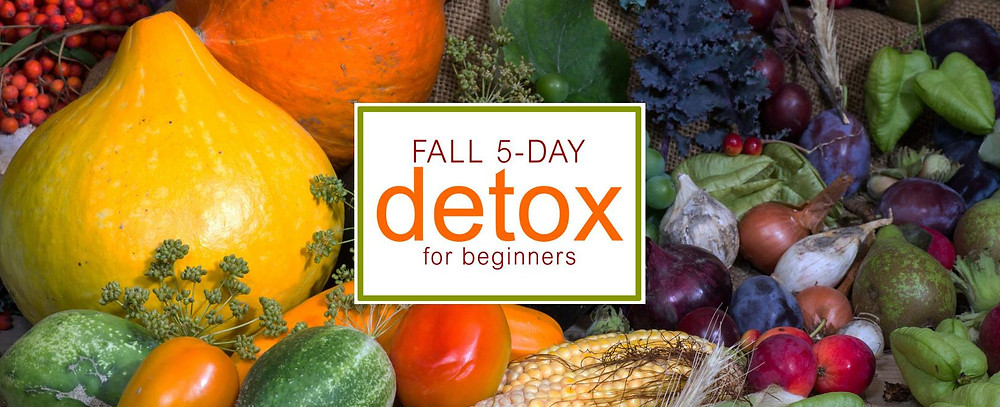 Fall 5-Day Detox for Beginners