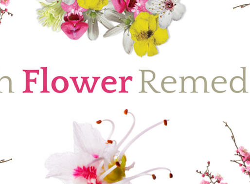 Bach Flowers Essences & the Bach Flower Rescue Remedy™