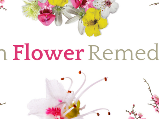 Bach Flowers Essences & the Bach Flower Rescue Remedy™