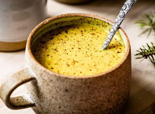 Nurturing Yourself with Golden Milk This Holiday Season