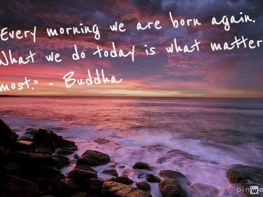 Quick Morning Mindset Routine