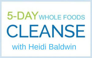 New Year S 5 Day Whole Food Cleanse