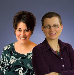 Dr. Heidi Puc and Heidi Baldwin of Integrative Medicine of Central New York, PC