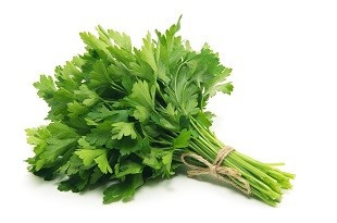 IM of CNY Parsley Juice Blog Article