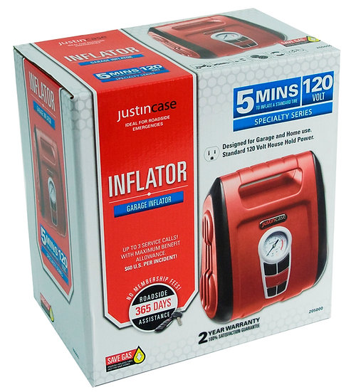 Garage Inflator