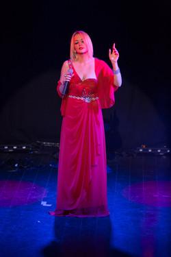 Melina chanteuse