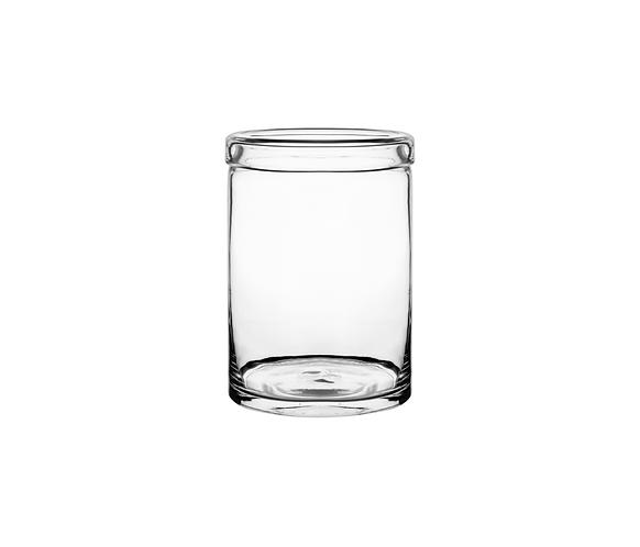 ERNST Aufbewahrungsglas/Vase gross