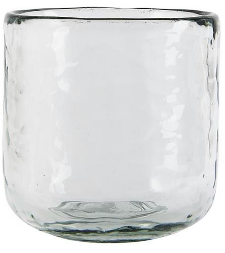 Ib Laursen Vase Helena mundgeblasen Ø 10 cm