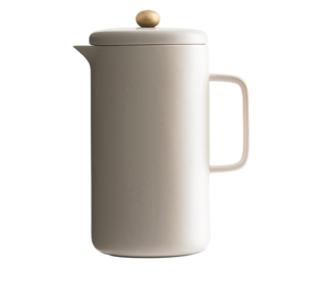 Kaffeekanne Puder