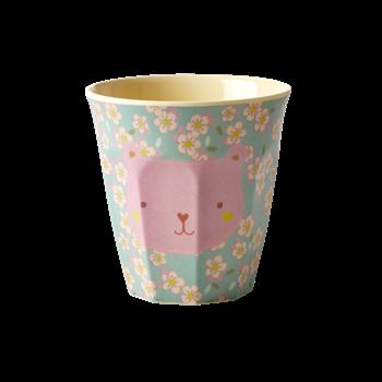 Melamine Cup Bär Rice