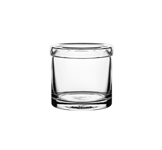 ERNST Aufbewahrungsglas/Vase klein