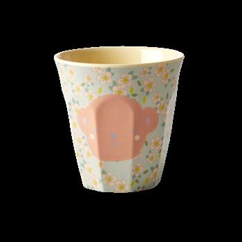 Melamine Cup Affe Rice