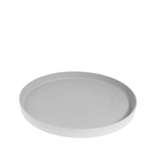 Keramik Tablett GRIMSHULT Grau