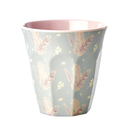 Melamine Cup Feather Rice