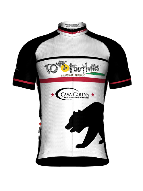 2019 Jersey - White