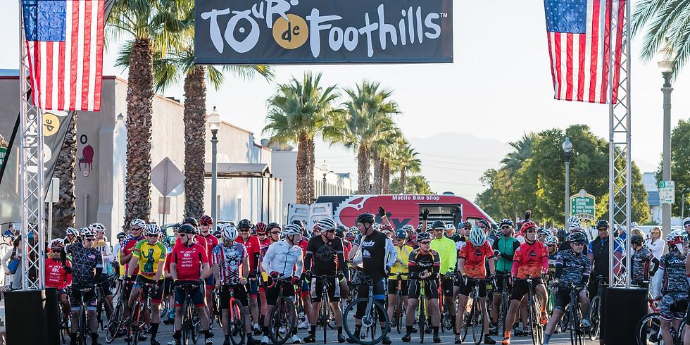 Tour de Foothills 2019