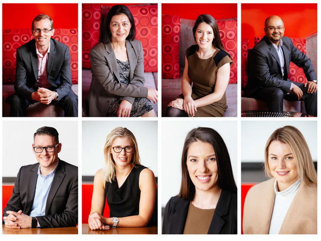 Sydney corporate portrait photography