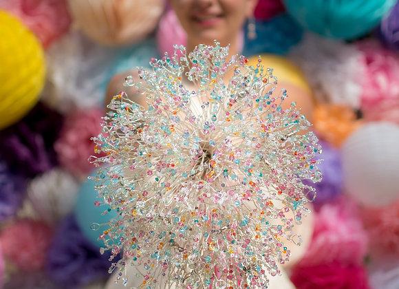 Rainbow Pastel Sweetie Alternative Bouquet