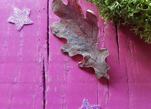 Oak Leaf Lapel Pin