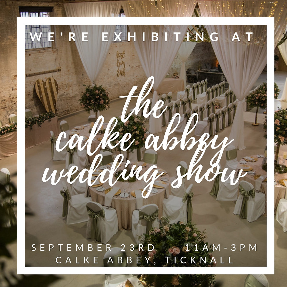 CRZyBest and The Calke Abbey Wedding Show
