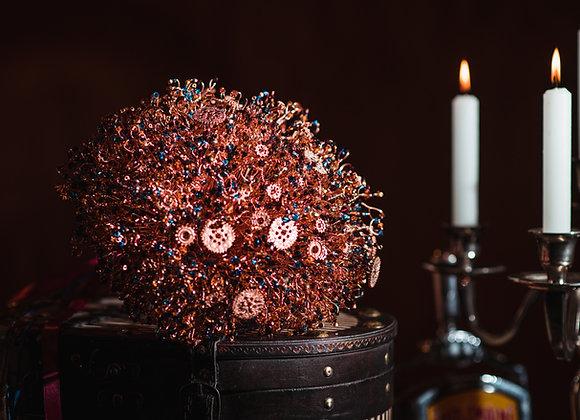 Steampunk Style Alternative Bouquet