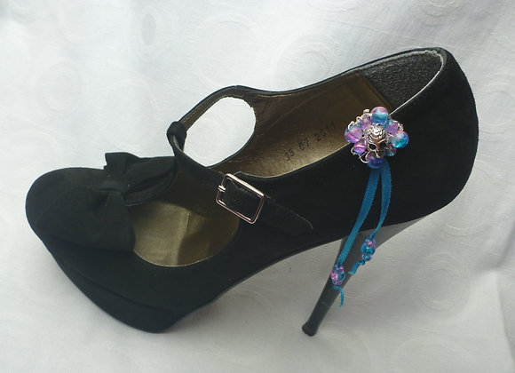 Sweet As Candy Shoe Clip