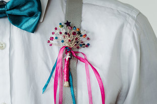 CRZyBest Buttonhole photo by Kirsty Rocke