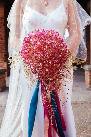 CRZyBest Alternative Wedding Bouquet