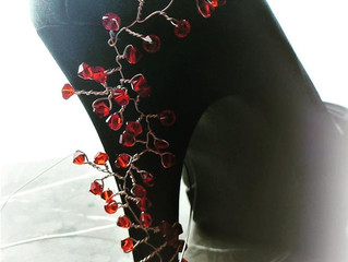 3 ways of embellishing shoes...