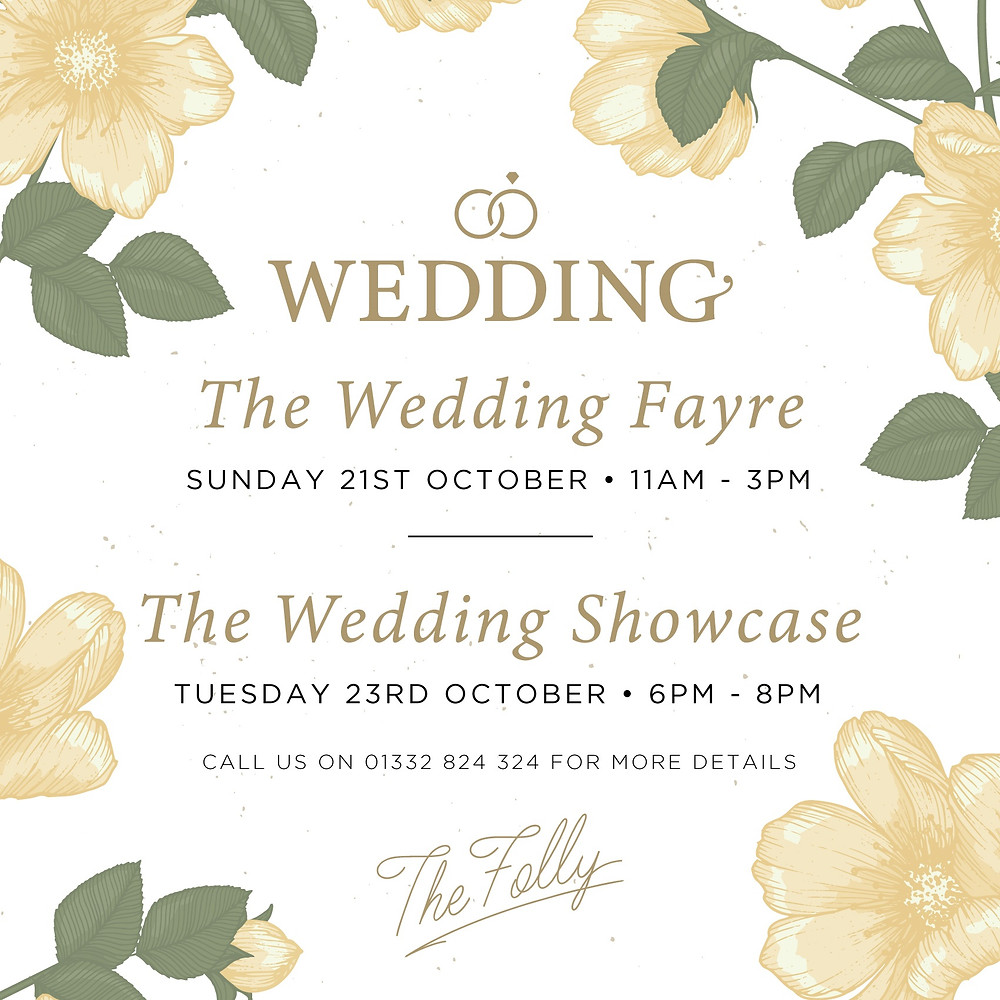 Wedding Fayre at The Folly