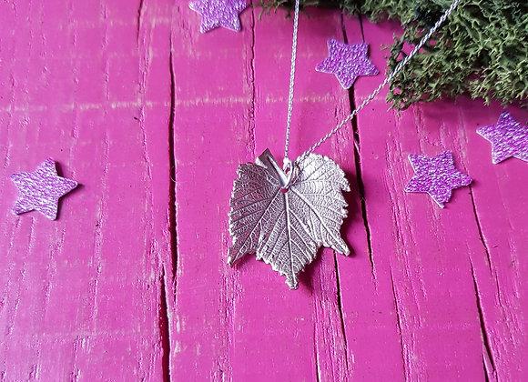 Bronze Hop Leaf