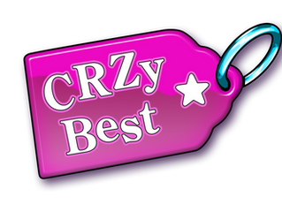 3 Versions for CRZyBest Creations
