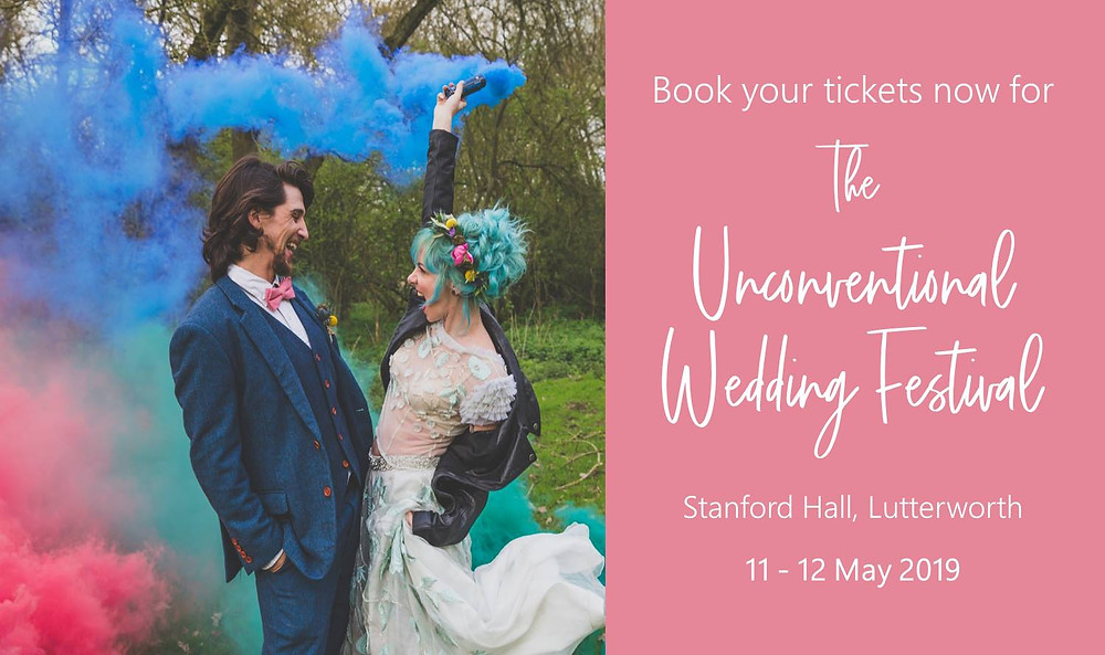 The Unconventional Wedding Festival Book Your Tickets Now