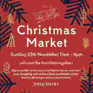 Christmas Market at The Folly