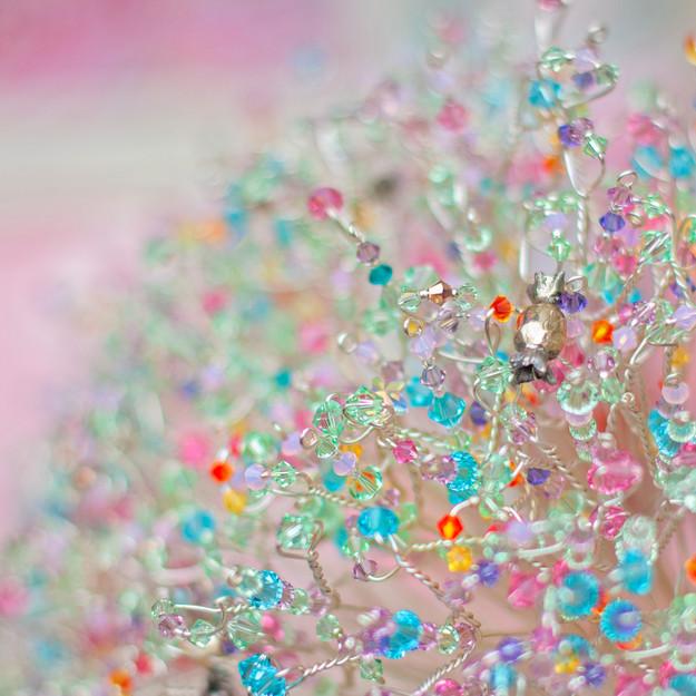 CRZyBest Alternative Sweetie Rainbow Bouquet