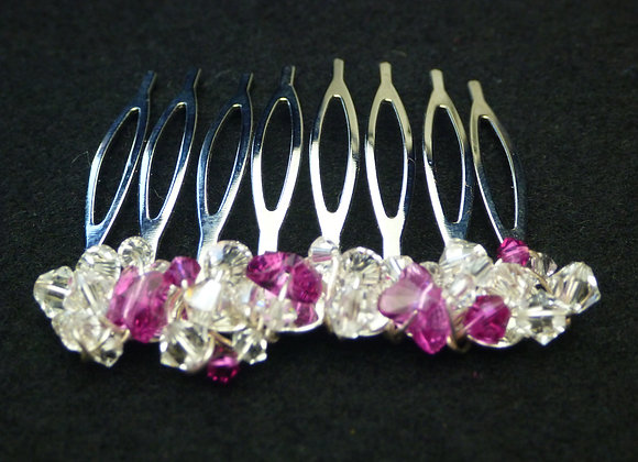 Swarovksi Crystal Hair Comb