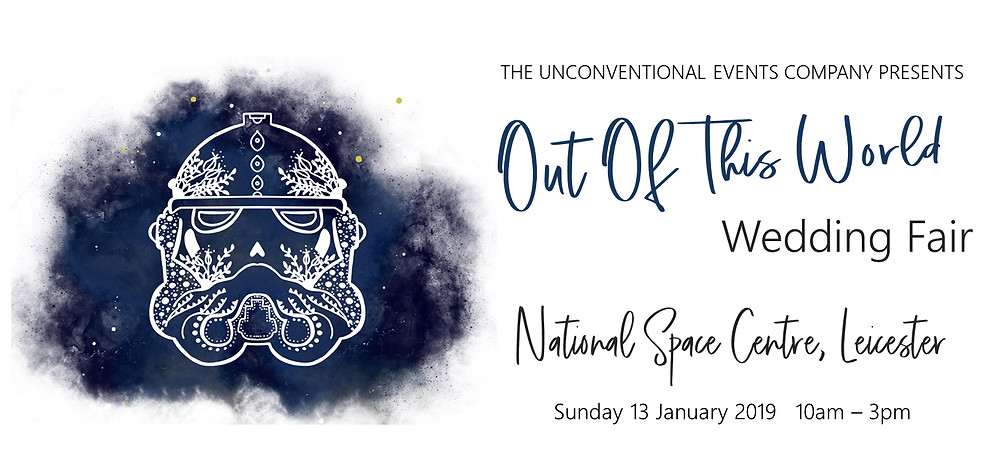Out of This World Wedding Fair