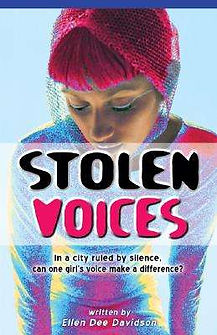 Stolen Voices by Ellen Dee Davidson