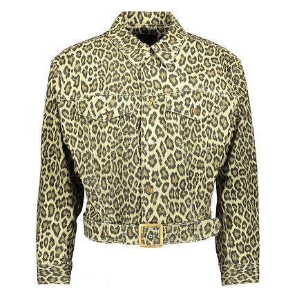 Leopard print jacket - Jean Paul Gaultie